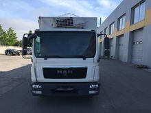2012 MAN TGL refrigerated truck