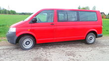 2005 VOLKSWAGEN Caravelle T5 pa