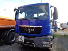 2009 MAN TGS tractor unit