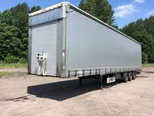 2015 FLIEGL SDS curtain side se