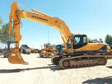 2013 HYUNDAI Robex 290LC-9 trac