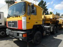 Used 1997 MAN 33.422