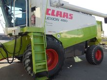 Used 2003 CLAAS Lexi
