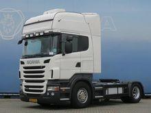 2011 SCANIA R480 tractor unit