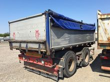1993 STENA tipper trailer