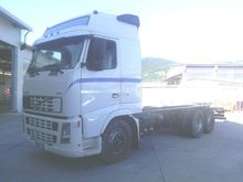 2007 VOLVO FH 400 chassis truck