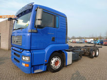 2008 MAN 18.440 chassis truck