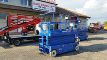 2008 UPRIGHT X32 scissor lift