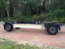 2005 ROHR chassis trailer