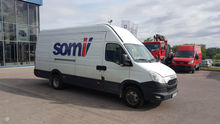 2012 IVECO 35C15, cargo up to 3