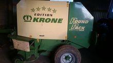 2009 KRONE 1250 MC round baler