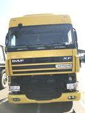 Used 2008 DAF XF 105