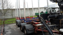 1998 4 axle timber trailer timb