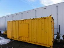 MAN 400 KVA generator