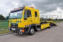 1999 MAN L8.163 tow truck