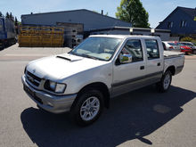 2002 OPEL campo pick-up