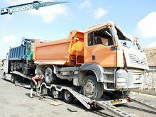 2006 MAN TGA 33.350 Schade dump