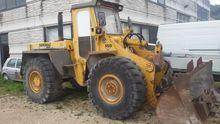 HANOMAG D 55 wheel loader
