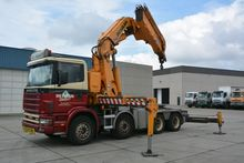 2000 SCANIA 124 tractor unit