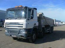 DAF CF85.410 dump truck by auct