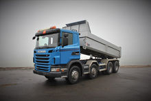 Used 2001 SCANIA G 4