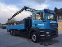 2005 MAN 26.310 cable system tr