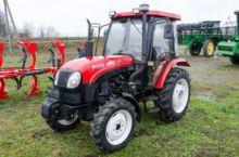 YTO X454 wheel tractor