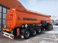 2017 NURSAN 30 m3 bitumen truck