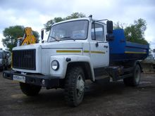 Used 2013 GAZ 3309 d