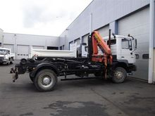 Used 1998 MAN CAMION