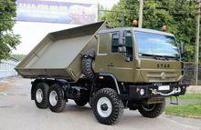 2000 STAR 266 M 6x6 dump truck