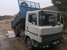 1992 NISSAN L35 dump truck