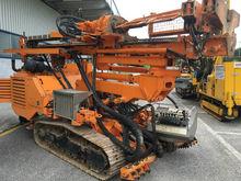 2006 SOILMEC 980 drilling rig