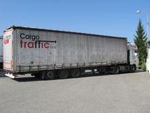 2007 SCHMITZ tilt semi-trailer
