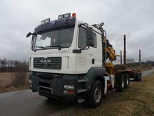 2007 MAN TGA 33.480 tractor uni