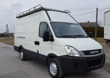 2010 IVECO DAILY 35S13 closed b