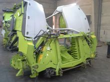 2010 CLAAS ORBIS 600 AC maize h