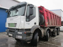 2007 IVECO D 410T41 dump truck