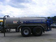 2000 VT 16000 fertiliser spread