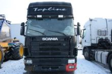 2000 Damaged SCANIA 380 Only fo