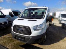 2017 FORD Transit Fahrgestell L