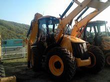 2016 JCB 4CX backhoe loader