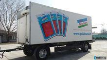 2000 MEUSBURGER MPA-2 refrigera