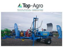 2017 Top-Agro Z593 Bale wrapper