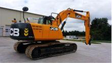 2012 JCB JS220NLC tracked excav