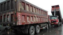 2009 HOWO dump truck
