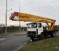 2014 MAZ PMS-328 bucket truck