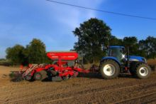 UNIA FENIX combine seed drill