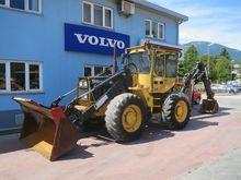 1992 VOLVO BM 6300 backhoe load