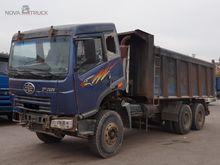 Used 2012 FAW CA3252